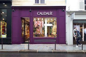 Caudalie rue des Francs Bourgeois à Paris